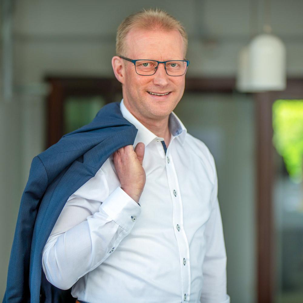 Thomas Meyer, Bürgermeister Stadt Enger
