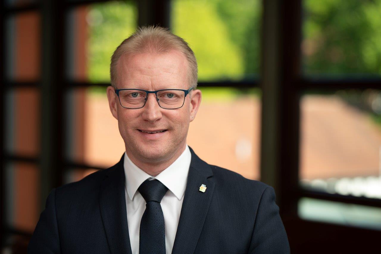 Thomas Meyer Bürgermeister Enger